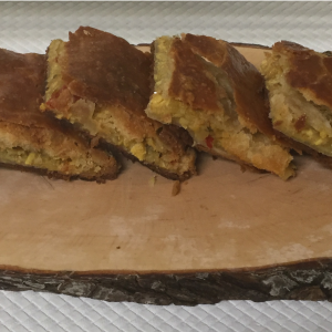 Pastelón del Näutico ( Empanada Gallega )